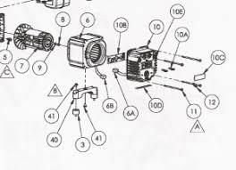 rotors and stators for coleman powermate generators