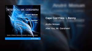 cape cod files i benny youtube
