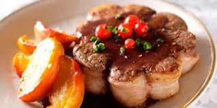 chevreuil cuisine tournedos de chevreuil à la gelée de groseilles recettes femme