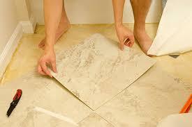 Bathroom Transformation With Vinyl Tile The Home Depot - Bathroom vinyl