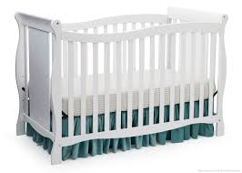 Delta Canton 4 In 1 Convertible Crib Espresso Cherry by Safe Paint For Baby Crib Cribs Decoration