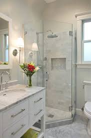 Bathroom With Corner Shower Best 25 Corner Showers Ideas On Pinterest Small Bathroom For Small