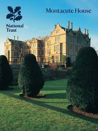 montacute house guidebook from national trust
