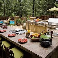 Outdoor Kitchen Furniture The Ultimate Guide To Outdoor Kitchens