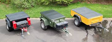 jeep wrangler cargo trailer trailtop modular trailer topper building components expedition