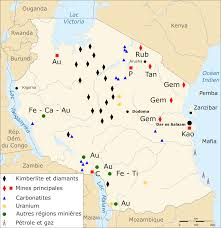 Resource Map File Tanzania Resources Map Fr Svg Wikimedia Commons