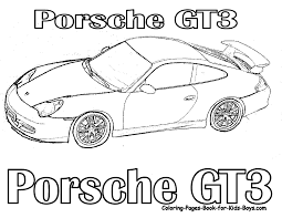lovetheprimlook2 gt3 porsche sports car picture coloring pages