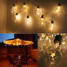led edison string lights retro vintage industrial 20 led edison bulb fairy string lights