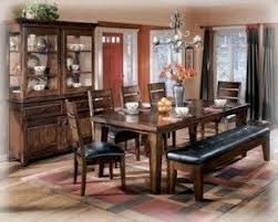 ashley dining room table foter