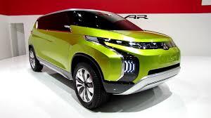 mitsubishi geneva 2015 mitsubishi concept ar exterior walkaround 2014 geneva