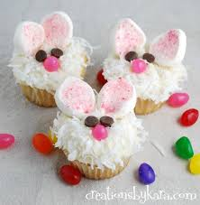 Easter Food And Decorations by 50 Fun And Tasty Easter Treat Ideas Bunny Cupcakes Easter