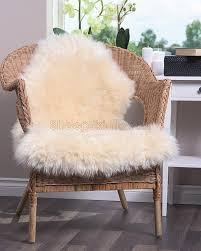 Faux Fur Sheepskin Rug Champagne Sheepskin Rug 2x3 5 Ft Sheepskin Town