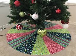 Flannel Tree Skirt Shop So Sew Gifts