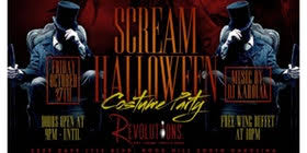 Scream Halloween Costumes Charlotte Nc Costume Party Events Eventbrite