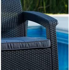 All Weather Wicker Outdoor Furniture Terrain - patio furniture armchair cushion outdoor garden wicker dining