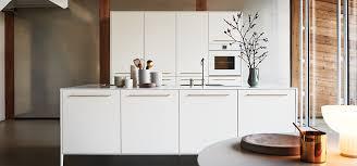 unit de mesure cuisine cuisine concept unit en placage de bois et laque mate ou brillante