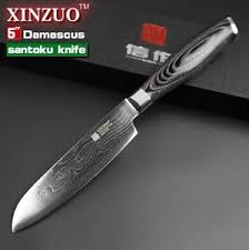 japanese damascus kitchen knives xinzuo 5 santoku knife japanese damascus kitchen knives japanese