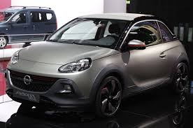 opel adam interior roof vauxhall adam rocks air on sale for 14 695 autocar