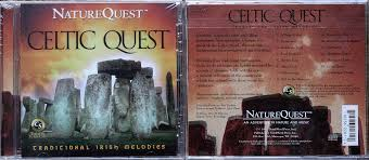 home naturequest cds celtic quest