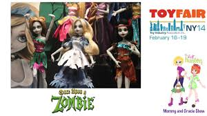 once upon a child halloween costumes once upon a zombie doll reveals at toy fair nyc 2014 youtube