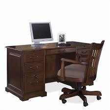 Riverside Furniture Computer Armoire Riverside Furniture Cantata Executive Desk 4954