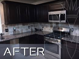 Unfinished Birch Kitchen Cabinets Refinishing U2014 Magnifico Cabinet Refinishing Paint Stain Glaze