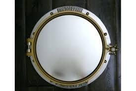 porthole mirrored medicine cabinet nautical medicine cabinet traams co