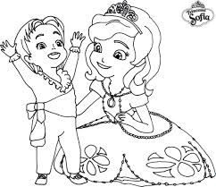 19 dessins de coloriage princesse à imprimer future