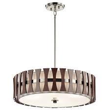 Dining Room Drum Pendant Lighting Dining Room Drum Pendant Lighting Createfullcircle