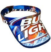 bud light beer box hat amazon com bud light beer box visor hat everything else