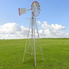8 windmill ornamental garden weather vane weather resistant