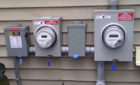 is your solar production meter an innie or an outie the energy