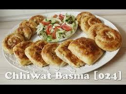 cuisine basma chhiwat basma 024 رغيف محشي معمر بالكفتة cake