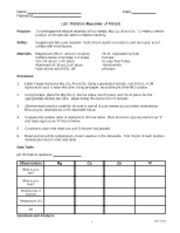 worksheet periodic table tour and trends 2012 2013 ic ch 4 u0026amp