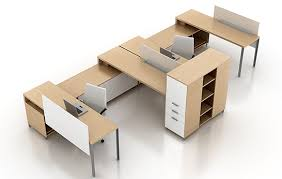 Rift Open Office Casegoods Collection By Darran Furniture Rings - Open office furniture