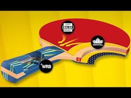 stiga titan table tennis racket stiga titan table tennis racket youtube