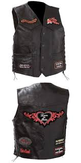 motorcycle riding vest best 20 motorcycle vest ideas on pinterest icon gear