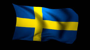 Sweden Flag Image 3d Rendering Of The Flag Of Sweden Waving In The Wind Youtube
