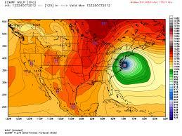 Eastern Us Map Hurricane Sandy Looks More Likely To Slam Eastern U S Climate