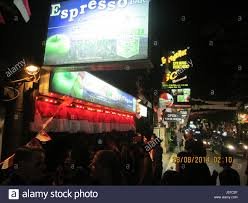 legian street u0027 in kuta in bali stock photo royalty free image