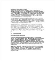 business proposal communication plan template the project