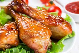 comment cuisiner des pilons de poulet recette ailerons de poulet laqués