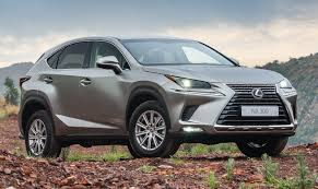 lexus truck nx lexus nx gets new looks new kit new names iol motoring