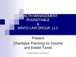 round table wealth management ppt wealth management roundtable minto law group llc