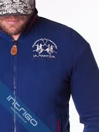 la martina maserati special events sweatshirt navy intrigo