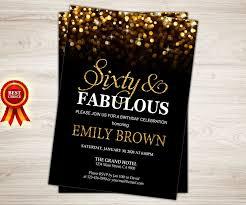 sixty birthday ideas best 25 60th birthday invitations ideas on 50th