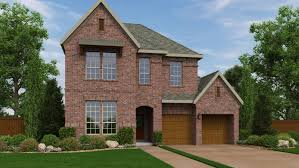 Chateau House Plans Chateau At Westhaven New Homes In Coppell Tx 75019