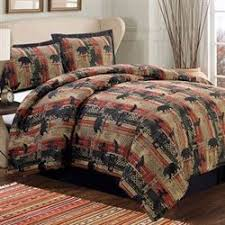 Rustic Comforter Sets Rustic Lodge Bedding Touch Of Class