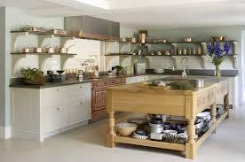 ilot cuisine bois massif ilot central cuisine bois massif le bois chez vous