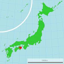 Naruto World Map by Tokushima Prefecture Wikipedia